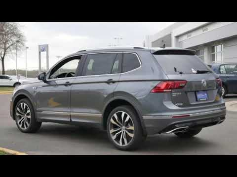 New 2019 Volkswagen Tiguan Saint Paul MN Minneapolis, MN #90016