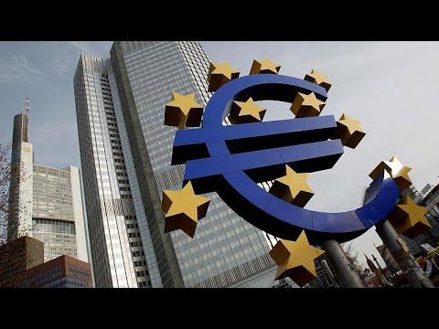 BCE revê em baixa crescimento da Zona Euro
