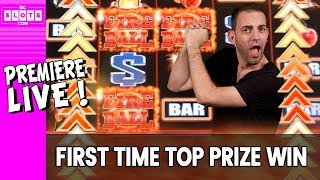 🔴BCSlots Premiere LIVE from Vegas Casinos 🎰Brian Christopher Slots