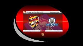 Highlights Dewsbury Rams vs Halifax RLFC 10 May 2019 Challenge Cup Round 6