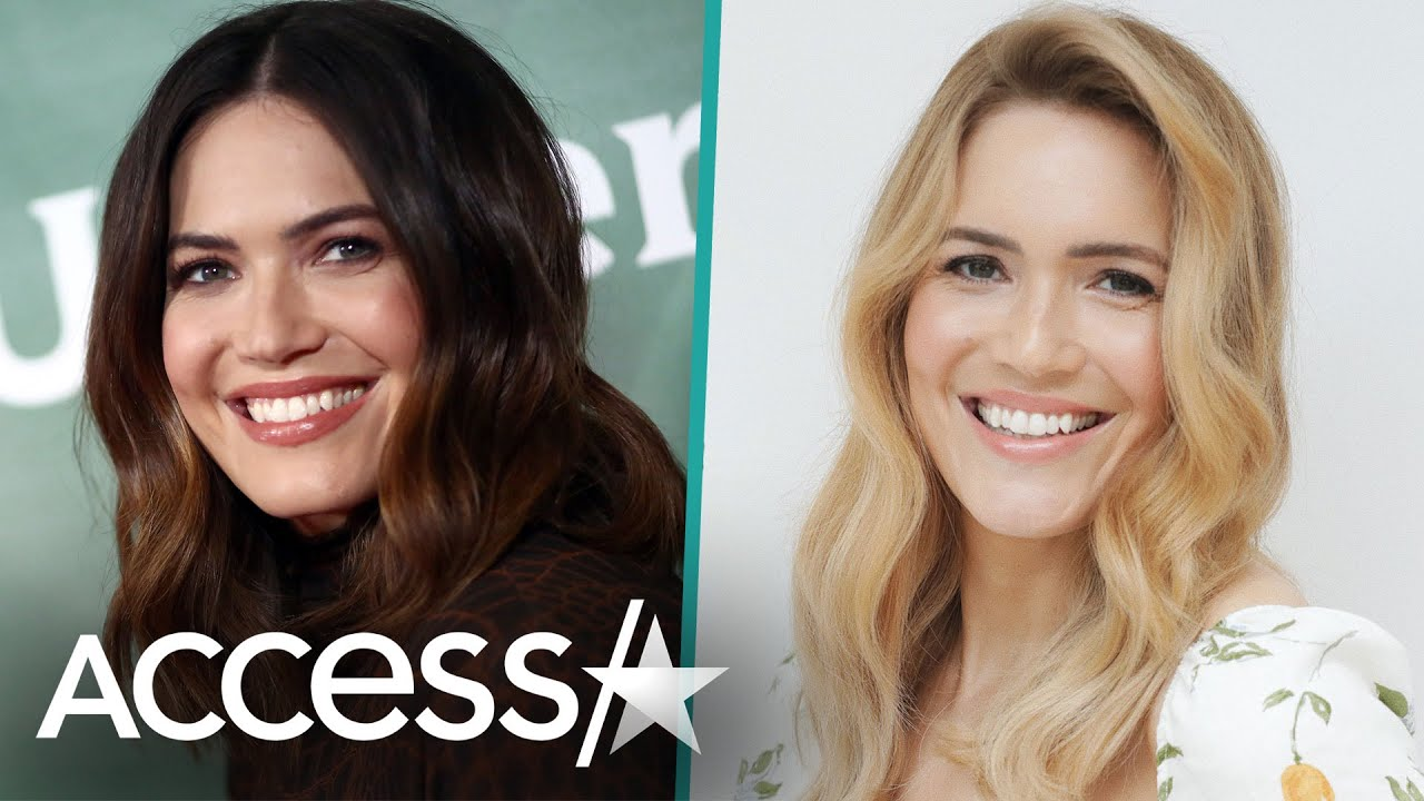 Mandy Moore Goes Blonde In Stunning Transformation