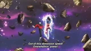 dragon ball super goku attains limit breaker X