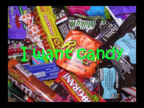 I Want Candy lyrics by Aaron Carter - YouTube