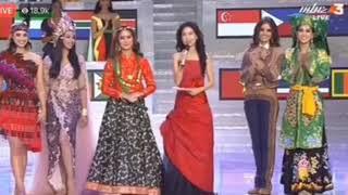 Nepal Winner Indonesia 1st ru (Top 5) BWAP Miss World 2018