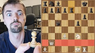 Where Are ALL MY PAWNS??? || The Eight Pawns Gambit