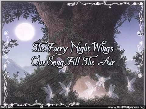 Fairy Night Song (lyrics)