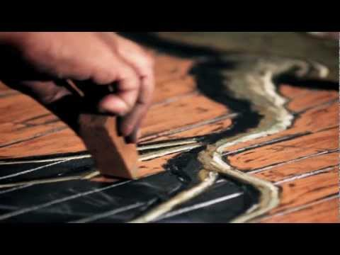 Anthony Cappetto: 'Safety' 3D Chalk Art Intro