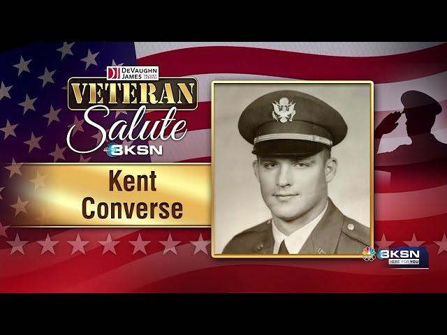 Veteran Salute: Kent Converse