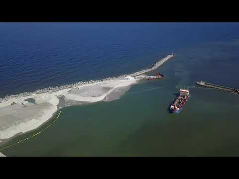 Строительство морской портовой инфраструктуры в морском порту Калининград_04-18