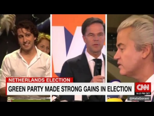 Arend Jan Boekestijn on CNN about Dutch 2017 elections