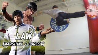 Real Life Tekken - LAW