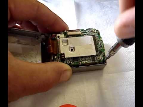WATER DAMAGE to GoPro HERO2 how to disassemble and fix your GoPro Hero2