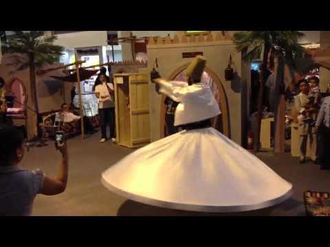 Rumi Dance Abu Dhabi Mall