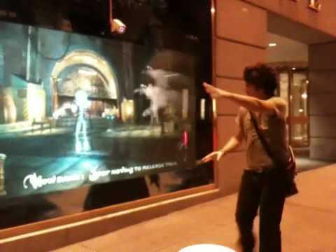 Wall street dance