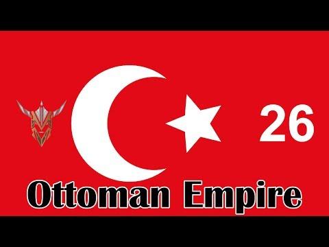 Hearts of Iron IV - Kaiserreich - Ottoman Empire - 26