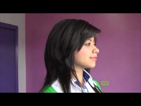 Videos de cortes de pelo a capas