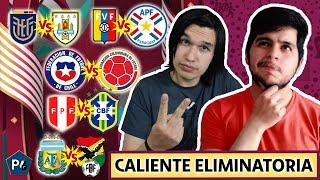 ELIMINATORIAS QATAR 2022 CONMEBOL | FECHA 2 | PREDICCIÓN Y ANÁLISIS