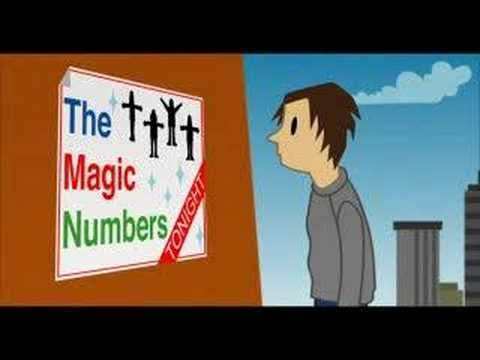 "The Magic Numbers - ""Forever Lost"""