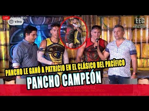 PANCHO RODRIGUEZ GANÓ EL CLÁSICO DEL PACÍFICO EN ESTO ES GUERRA