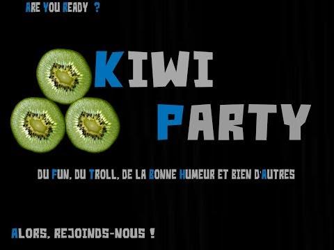 Annonce | Kiwi Party , qu'est ce que c'est ?