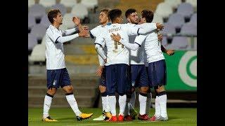 Video Gol Pertandingan Hungaria U-21 vs Italia U-21