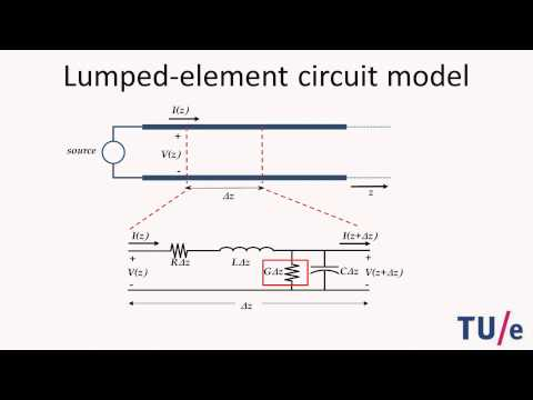 Transmission lines, introduction web lecture