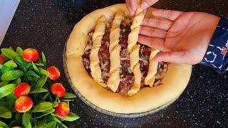 """Самый ВКУСНЫЙ Пирог в моей жизни! ЭТО НЕЧТО! ВСЕ в нем идеально: вид, воздушное тесто, сочный вкус"""""""
