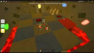 ROBLOX / Minijuegos épicos / Minijuegos / Terreno incierto (Templo)