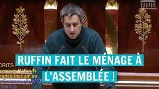 RUFFIN FAIT LE MÉNAGE À L'ASSEMBLÉE
