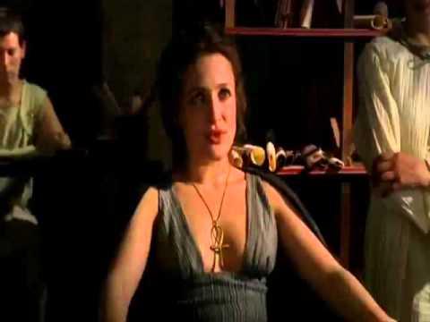Antony Cleopatra Meet in Rome - SHAKESPEARE UNCENSORED LOVE AND SEX SCENES