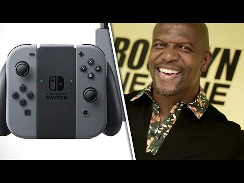 Nintendo Switch pequeno demais, novo filme do Predador e novo personagem de Overwatch
