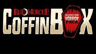 Rue Morgue Coffin Box July/August 2018