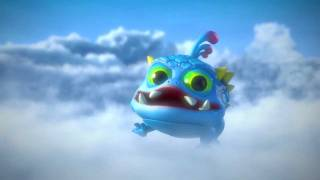 Skylanders Spyro's Adventure Official Wrecking Ball Character Trailer