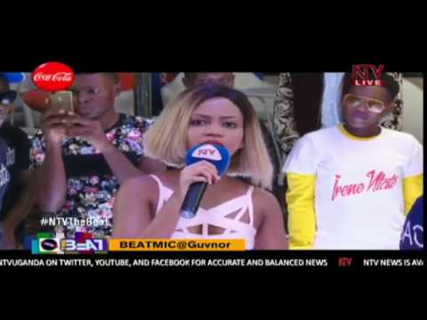 NTV BEAT MIC LIVE @ CLUB GUVNOR: Unveiling the new NTV the Beat Presenter