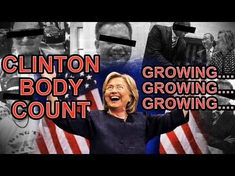 Clinton Body Count- Prepare to Have Your Mind BLOWN!