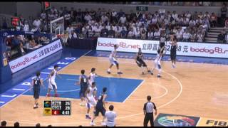 FIBA Asia Championship: Gilas Pilipinas versus South Korea highlights