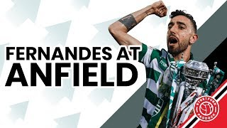 Bruno Fernandes At Anfield!   Man United Transfers   Paper Talk