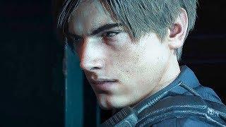 RESIDENT EVIL 2 Remake Trailer (E3 2018)