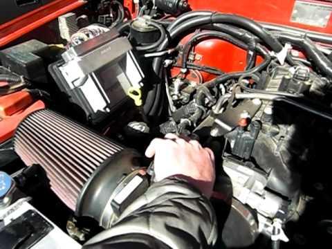 Toyota Pickup 4x4 >> 1988 Toyota 4Runner with Chevy 5.3 V8 - YouTube