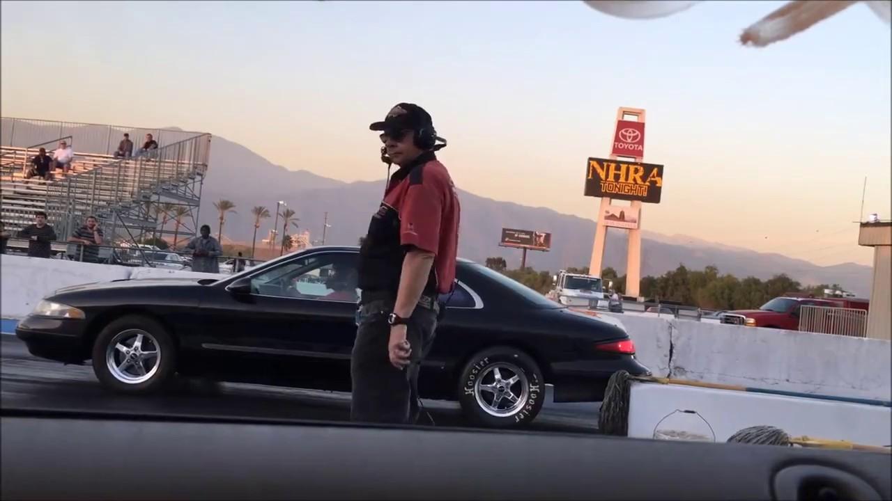 2008 Mustang Gt Vs 4 6 Lincoln Mark Viii Youtube