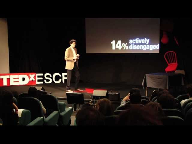 Liberate your company!: Isaac Getz at TEDxESCP