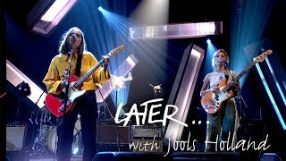 Brixton punks Goat Girl perform The Man on Later… with Jools
