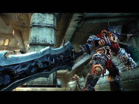 Darksiders: Warmastered Edition: Quick Look