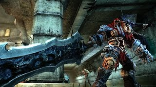 Darksiders: Warmastered Edition: Quick Look (Video Game Video Review)