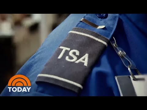 Why Hundreds Of Unpaid TSA Workers Are Calling Out Sick | TODAY