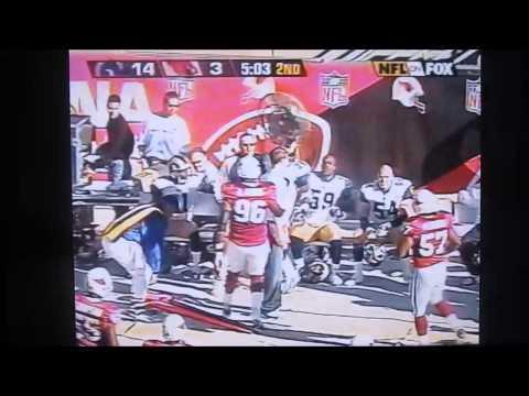 Marshall Faulk vs Cardinals 2003