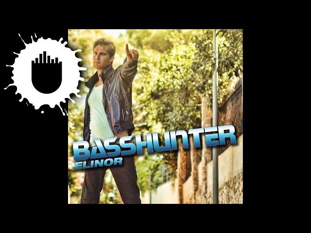 Basshunter – Elinor (Cover Art)