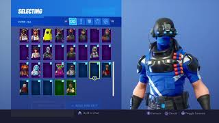 Fortnite ps4 sony exclusive skin only ps4