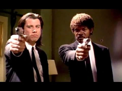Ezequiel 25 : 17 | Pulp Fiction - Español Latino