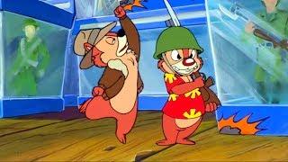 Чип и Дейл спешат на помощь - Серия 54, Дутые спасатели | Мультфильм Disney